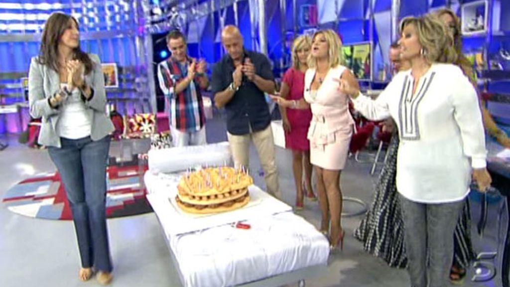 ¡El cumpleaños de Terelu!