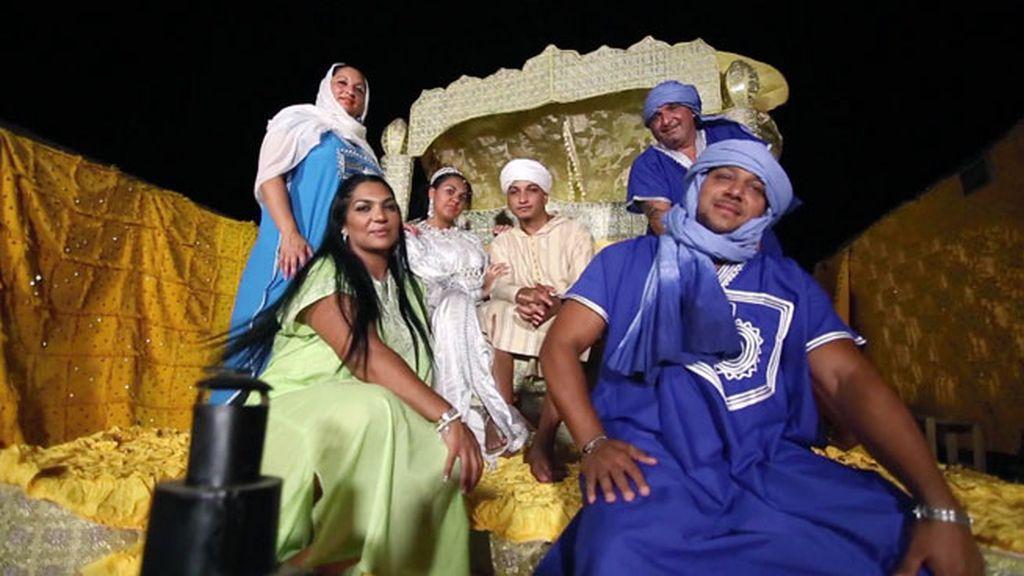 ¡Kiki y la Gordita han celebrado su segunda boda en el Sáhara!