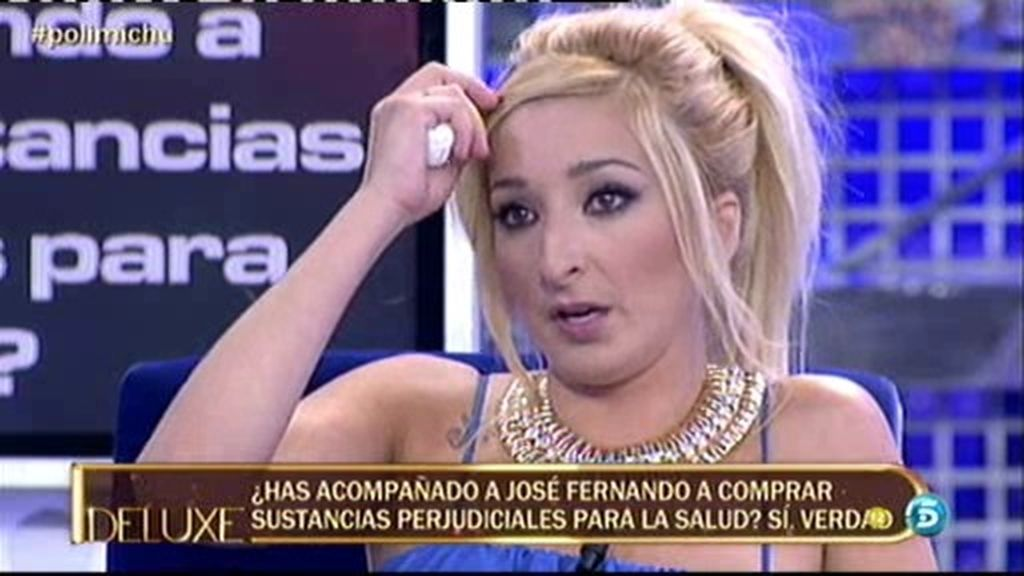 "Michu: ""He acompañado a José Fernando a comprar droga para que no se fuera él solo"""