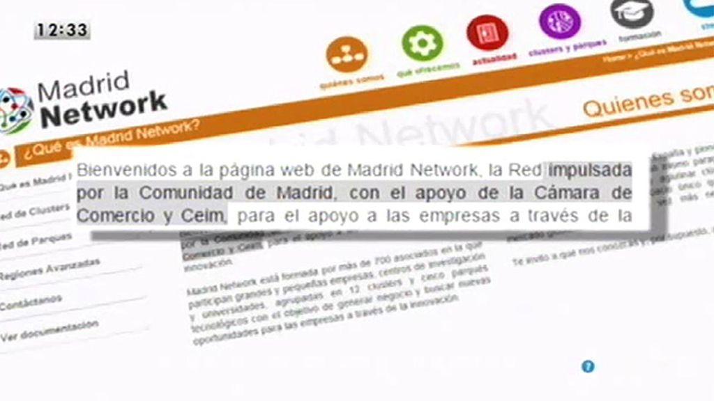 Madrid Network dio a dos ex altos cargos de Aguirre créditos preferentes por valor de 9 millones, según 'El País'