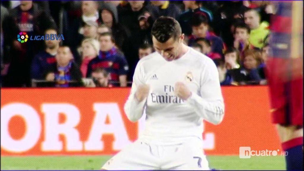 El clásico de Cristiano Ronaldo