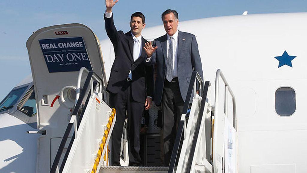 Romney sigue de campaña