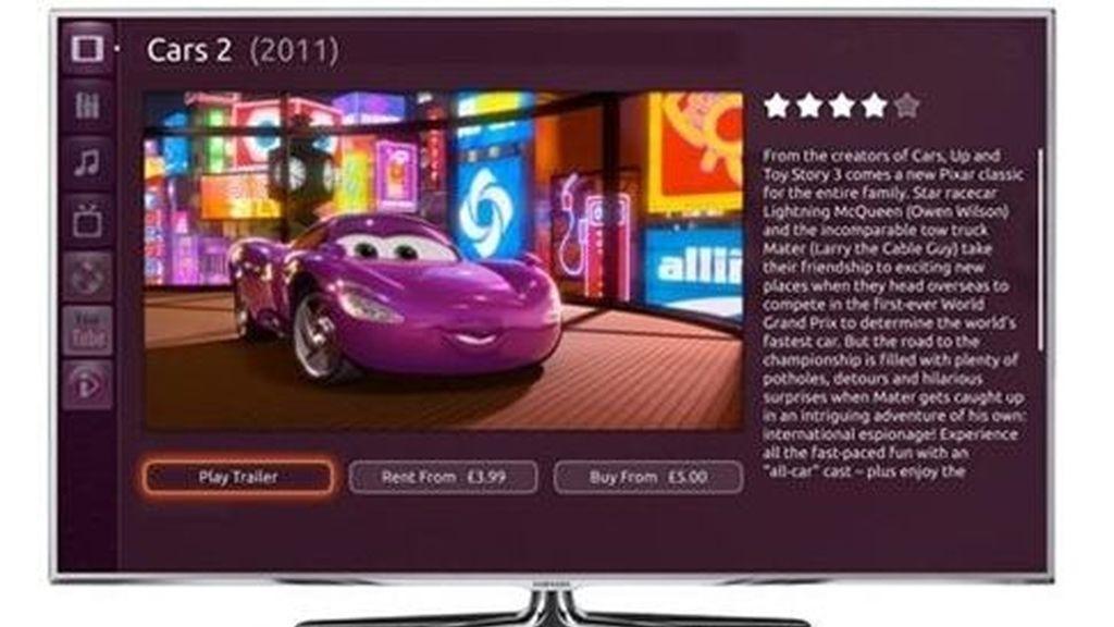 La compañía Canonical ha presentado Ubuntu TV, un sistema Linux pensado para la televisión