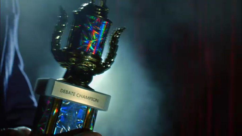 ¿Qué significa el trofeo del sueño de Castle?