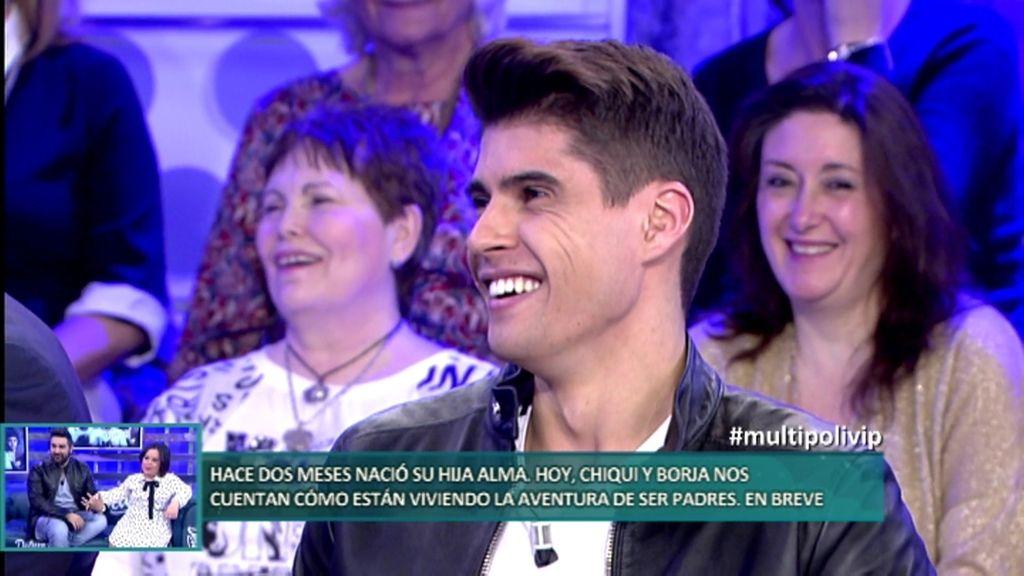 Javier Tudela no ha sido infiel a su novia Alejandra al salir de 'GH VIP'