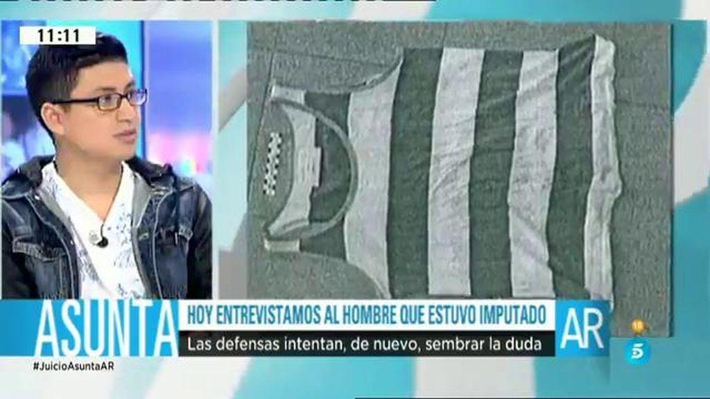 La entrevista de Jaramillo, imputado por error en el caso Asunta