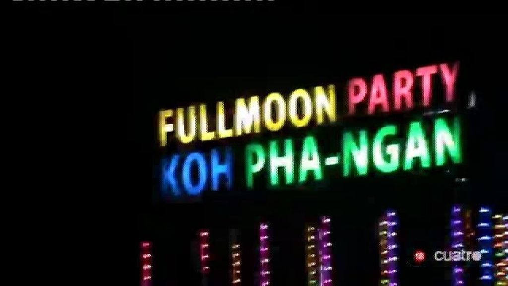 Full Moon Party: El cóctel de drogas y alcohol provoca un grave accidente