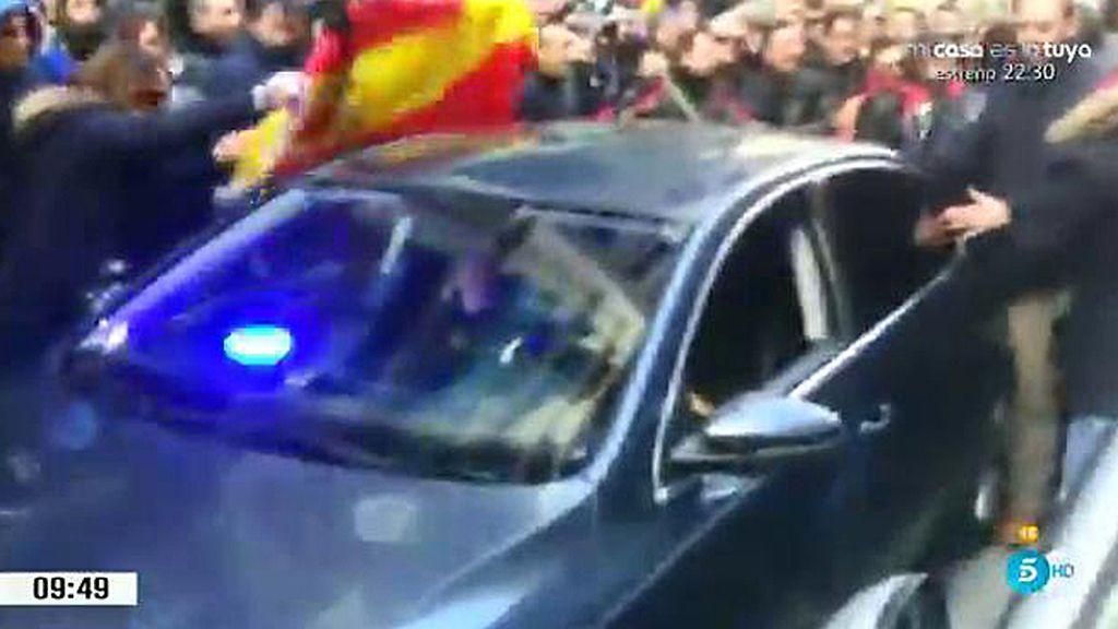 El jefe de la policía de Madrid, ante el juez