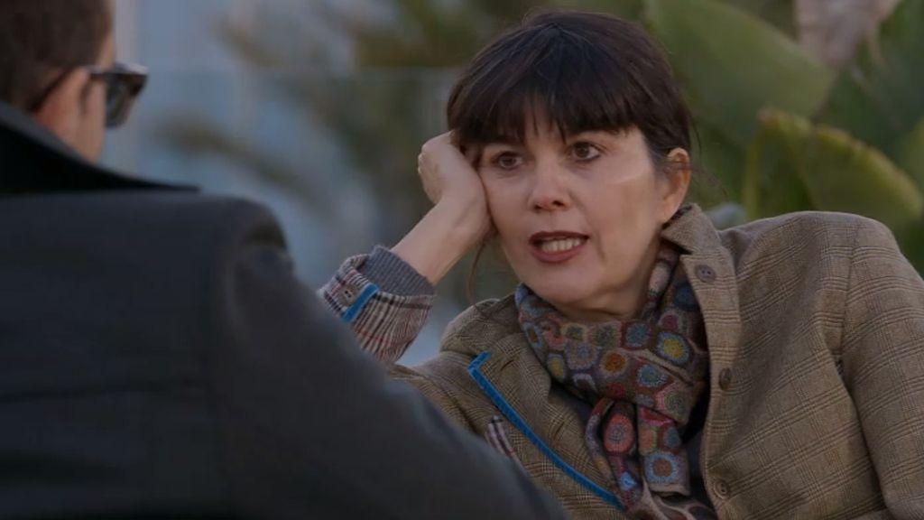 """María Belón: """"Yo soñaba con una ola gigante que venía a la playa"""""""