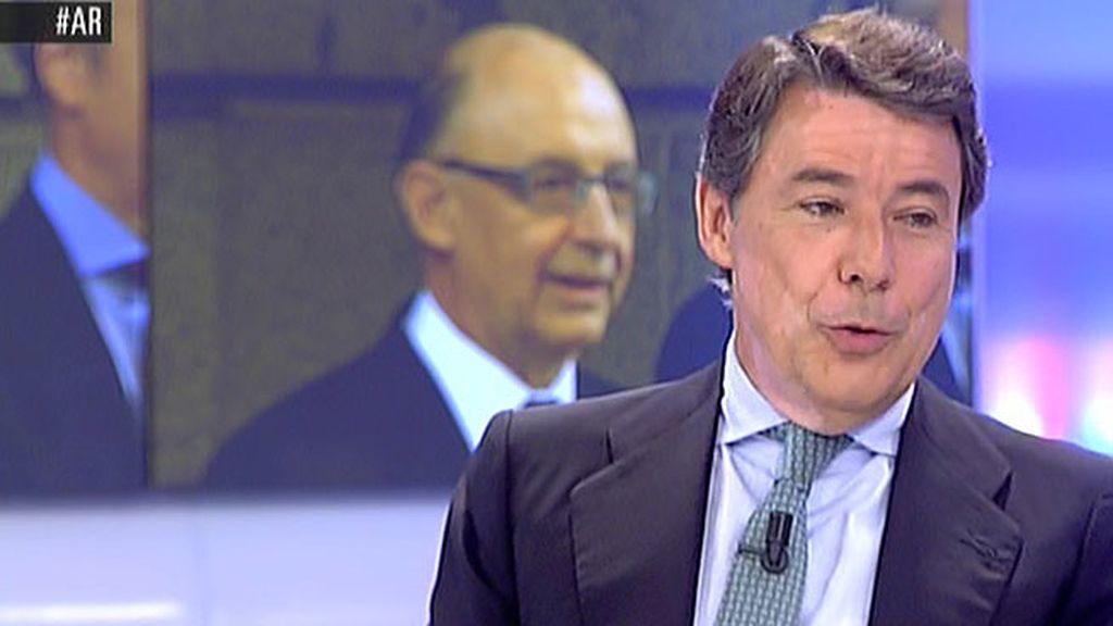 """González: """"Cataluña no ha quebrado porque el Gobierno ha tomado medidas para apoyarles"""""""