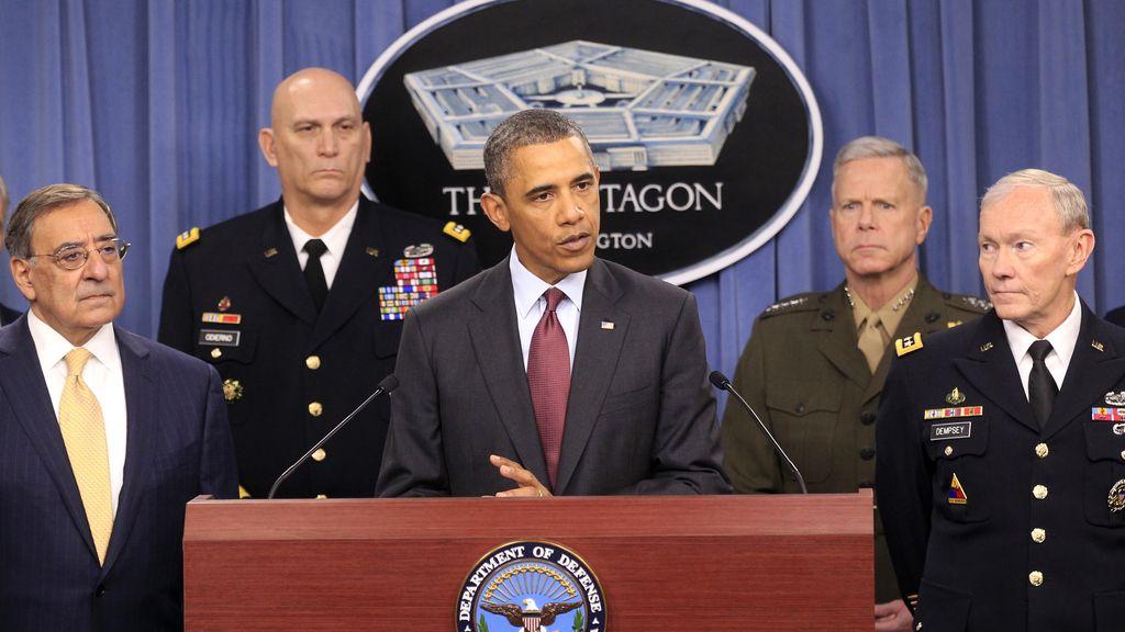 El presidente de EEUU, Barack Obama, habla sobre la nueva Estrategia de Defensa