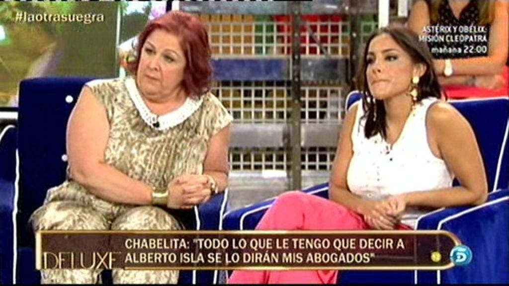"""Estefanía, ex de Alberto Isla: """"Es capaz de despreciar a la madre de su hijo"""""""