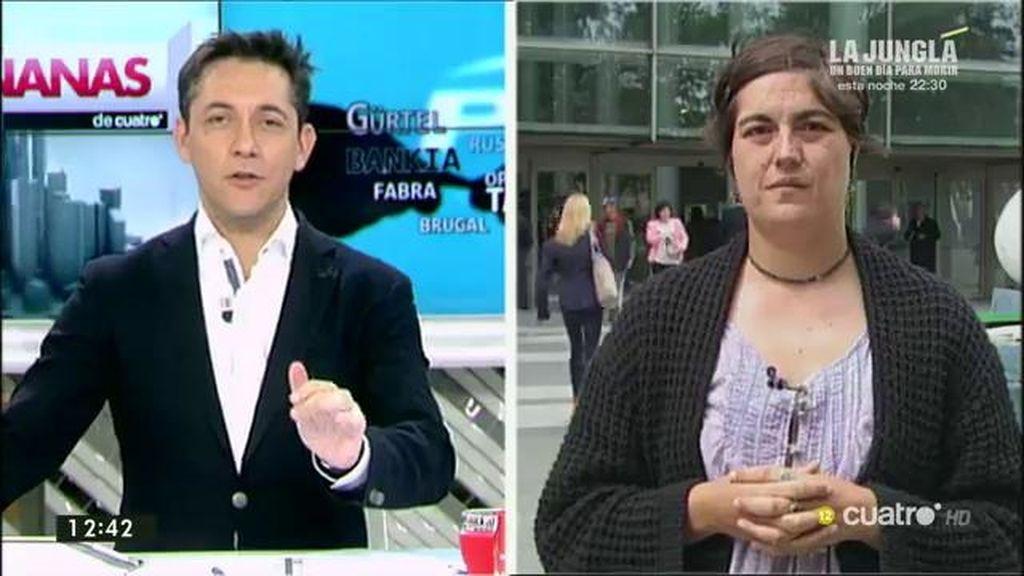"""Loreto: """"Ricardo Costa cree que si ha habido delito fue bajo mandato de Madrid"""""""