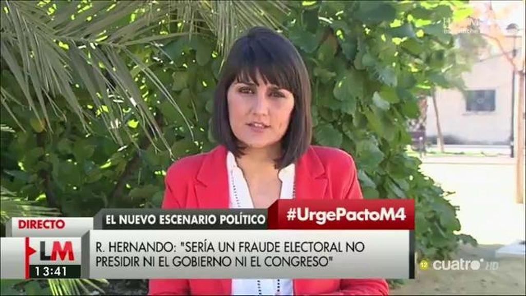 La entrevista de María González Veracruz en 'LMDC', a la carta