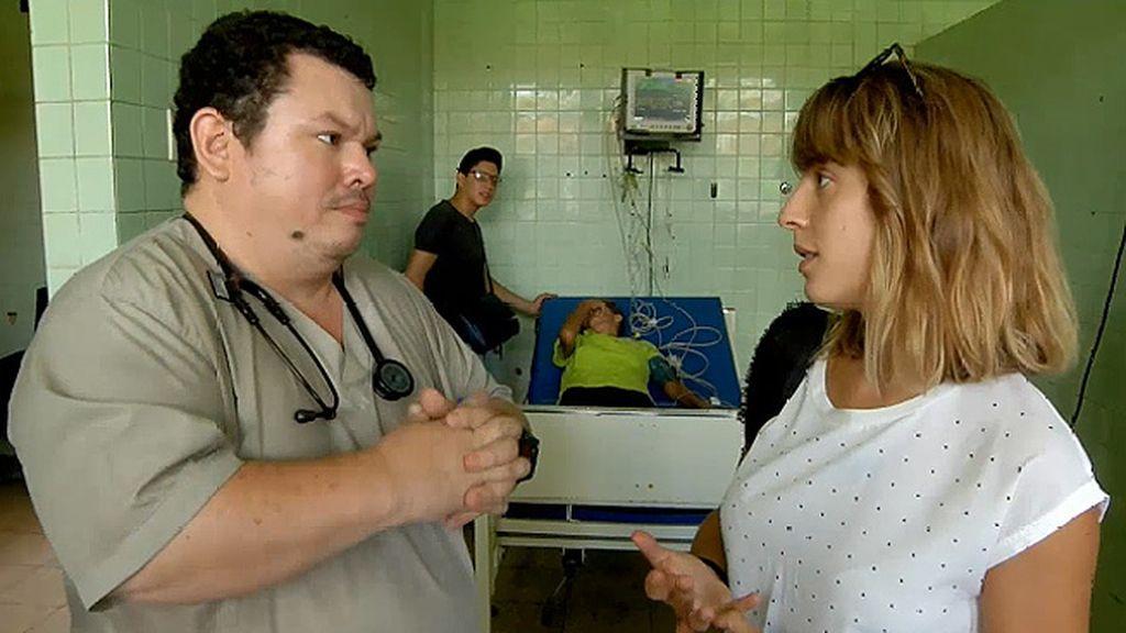 """Daniel: """"El problema que tenemos son pacientes con un cuadro psicótico latente o previo que con la toma de la Ayahuasca se desencadena"""""""