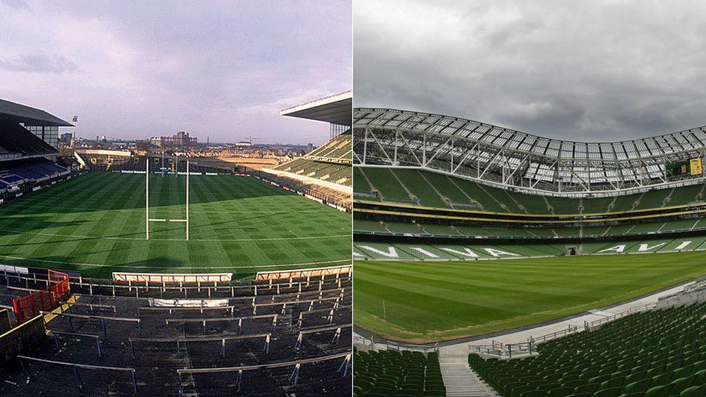 Aviva Stadium: La nueva joya de Dublín