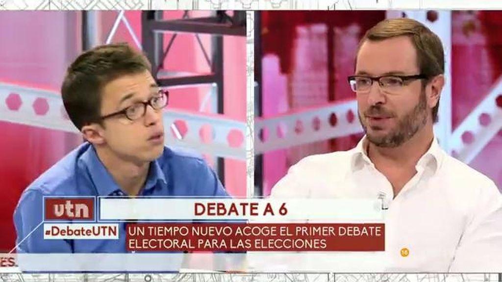 """Maroto (PP): """"La corrupción da asco, hay que reconocer que existió y pedir perdón"""""""