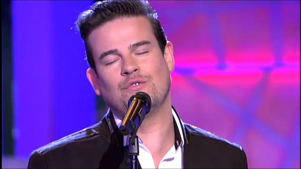 Raúl versiona la canción 'Cuando me vaya' de Melocos, en ¡QTTF!