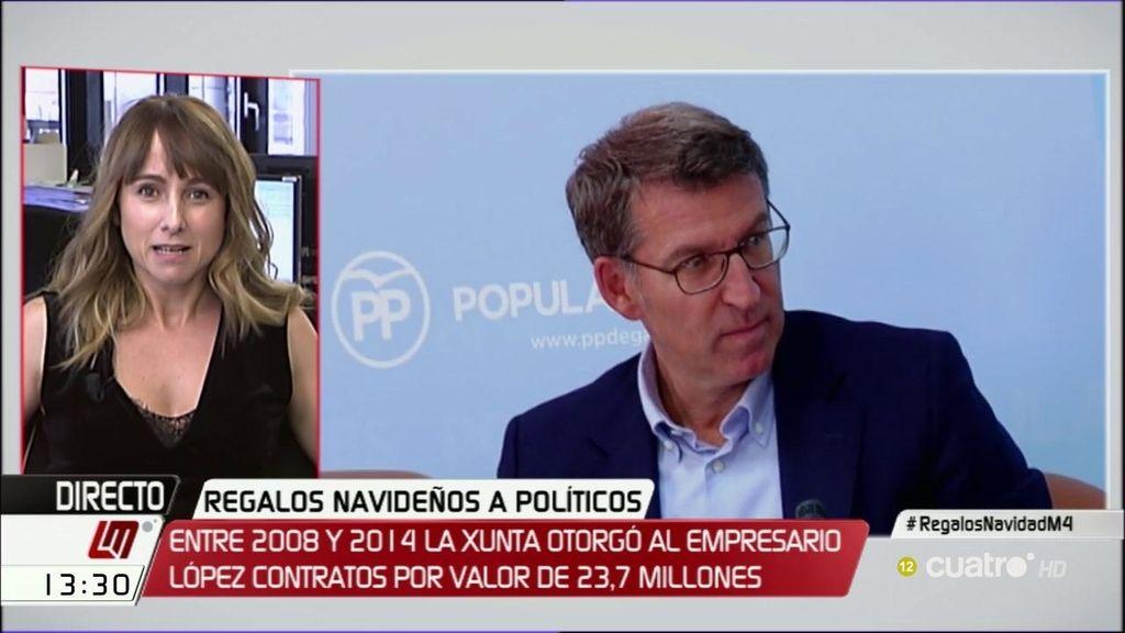 """Ana Pardo de Vera: """"Si los regalos iban a su casa, ¿no sería por cargo de conciencia?"""""""