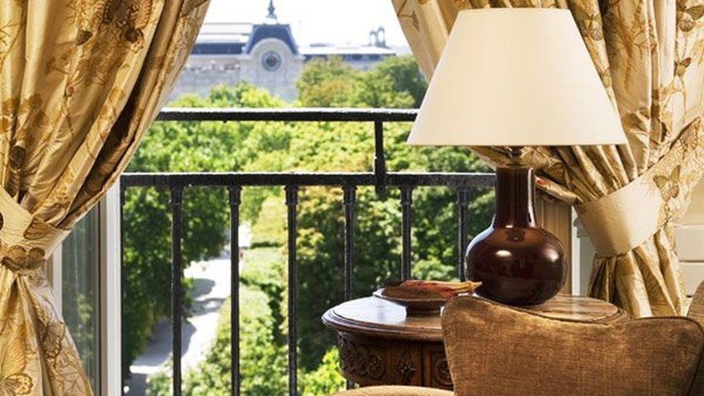 Hotel Brighton (París, Francia)