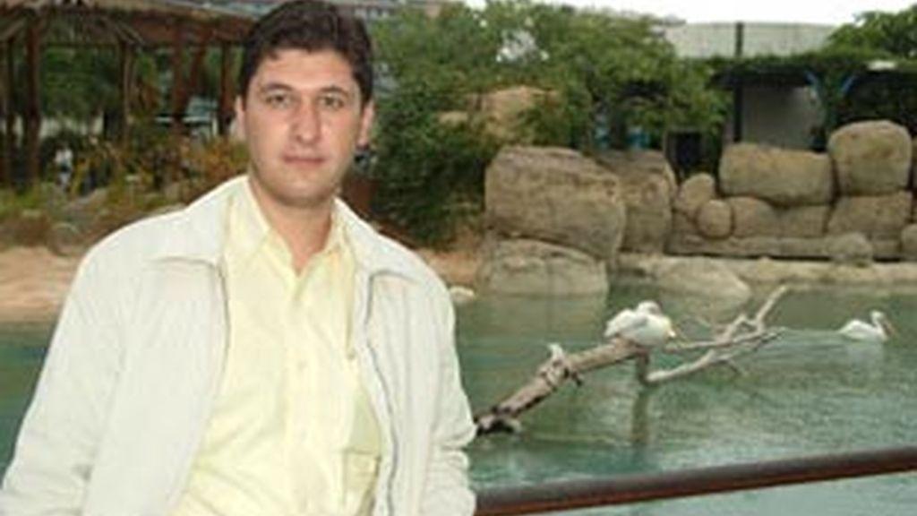 Fadi Ghaloul González, en una imagen facilitada por la familia.