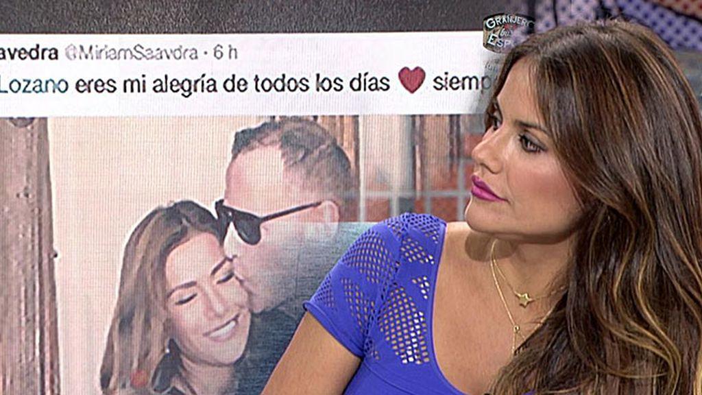 """Mónica Hoyos se sincera: """"Para mí sería un alivio que Carlos rompiera con Miriam"""""""