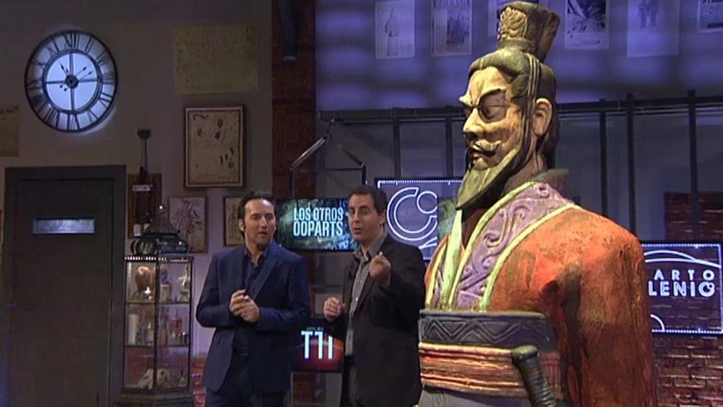 Los Guerreros de Xian: La púrpura de Han y su comportamiento exótico