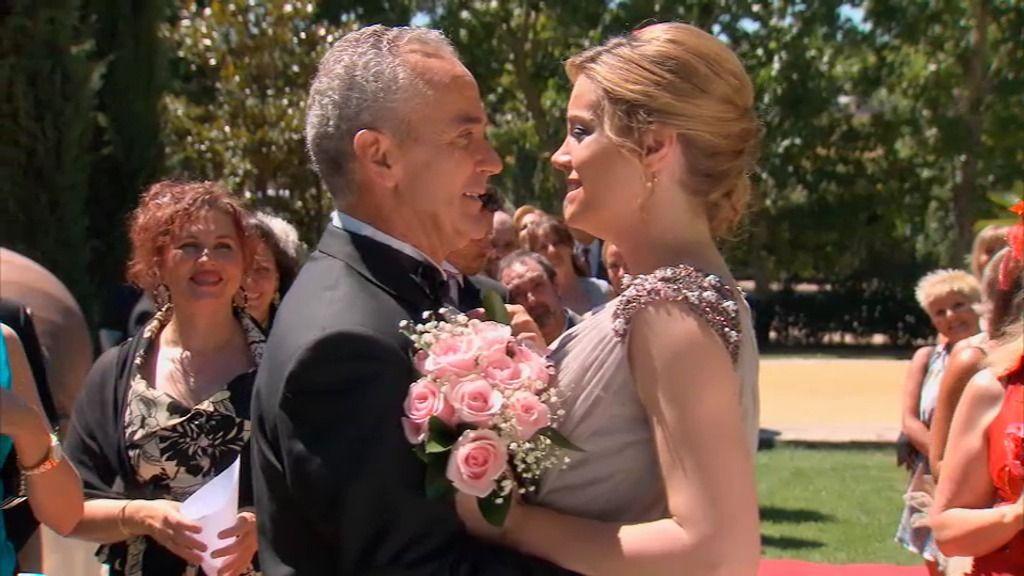 ¡Cova y Don Pablo se casan!