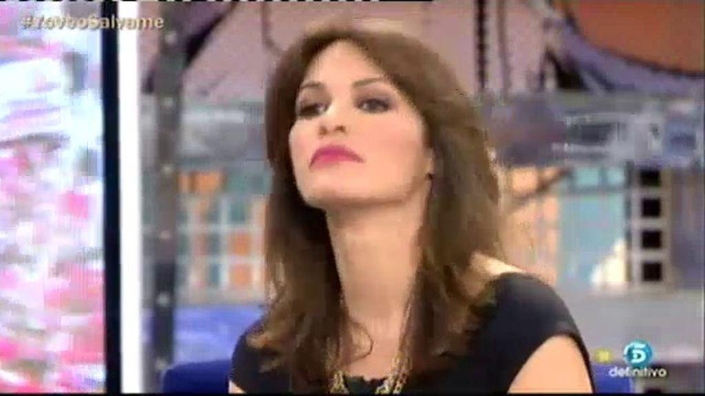 """Fabiola: """"No soy celosa, si lo fuese no podría estar con Bertín"""""""