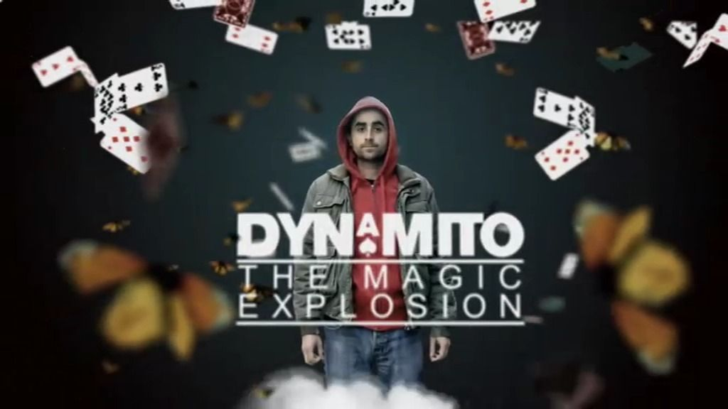 Dynamito: The magic explosion