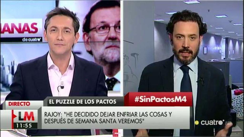 La entrevista a Guillermo Mariscal en 'LMDC', a la carta
