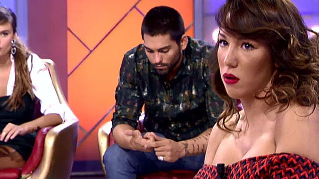 """Steisy: """"Ángel y Aura no van a durar"""""""