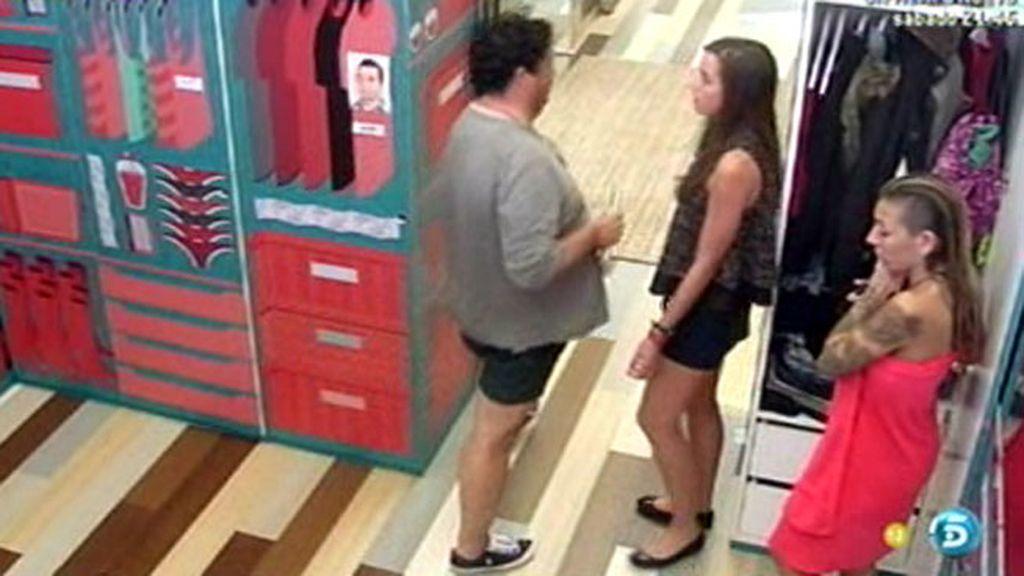 """Alejandra, a Fran: """"Tan maduros que somos para algunas cosas, que poco para otras"""""""