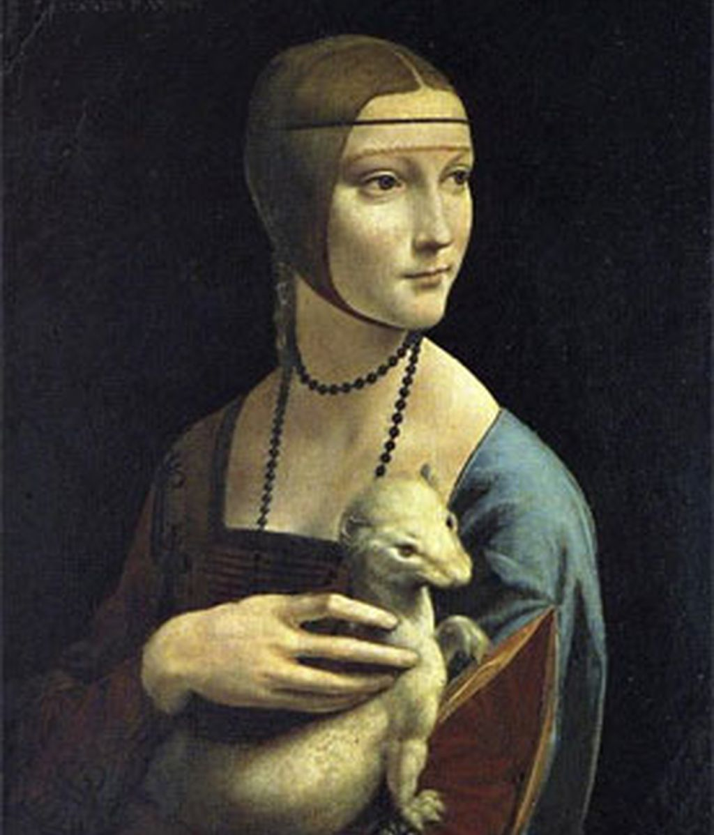 La obra de Leonardo da Vinci permanecerá expuesta en el Palacio Real hasta el próximo 18 de agosto. Foto: EFE