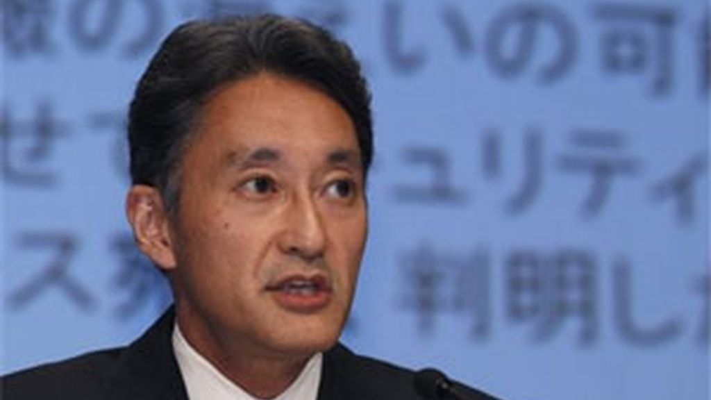El vicepresidente ejecutivo de Sony Computer Enterteinment, Kazuo Hirai. Foto: AP.