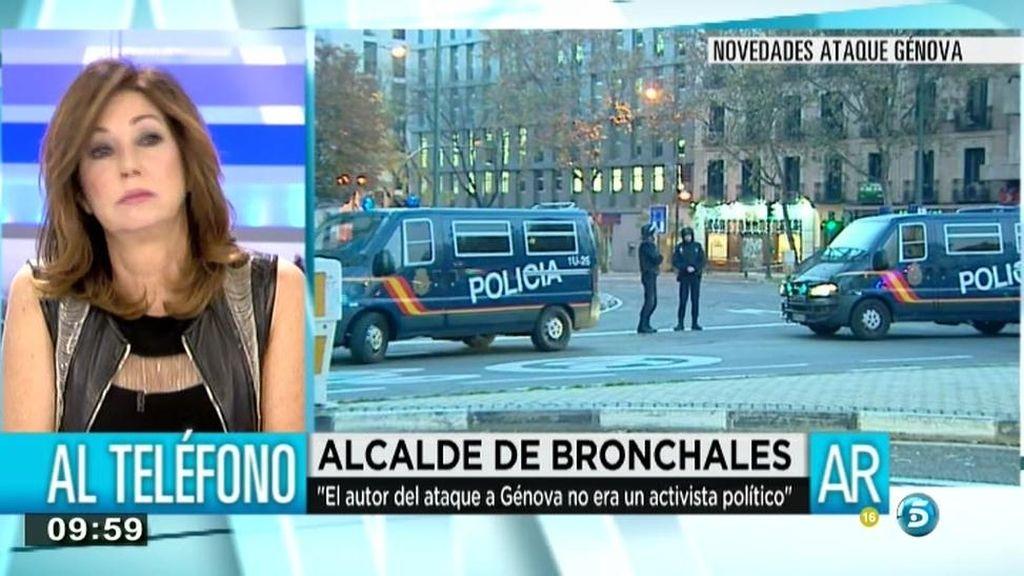 """El alcalde de Bronchales, sobre el sospechoso: """"Hace 10 años robó un coche"""""""