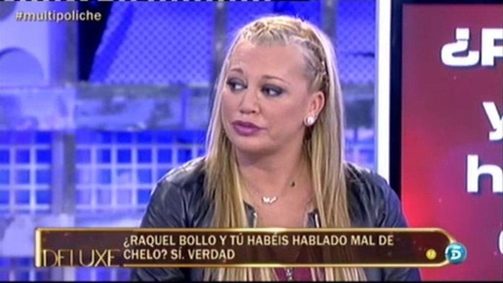 """Belén Esteban: """"Yo no voy por la calle diciendo que Chelo es lo peor"""""""