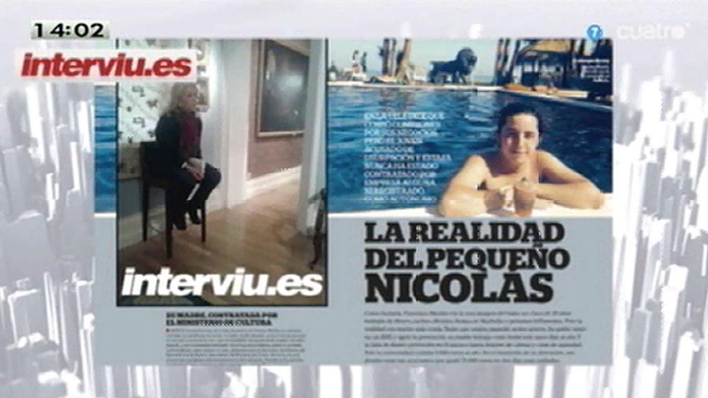 ¿Cuál es la situación familiar de Francisco Nicolás?