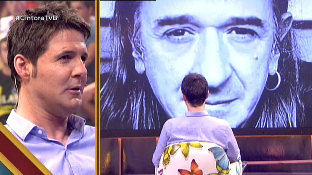 """Jesús Cintora: """"Tuve el honor de ser telonero de Rosendo"""""""