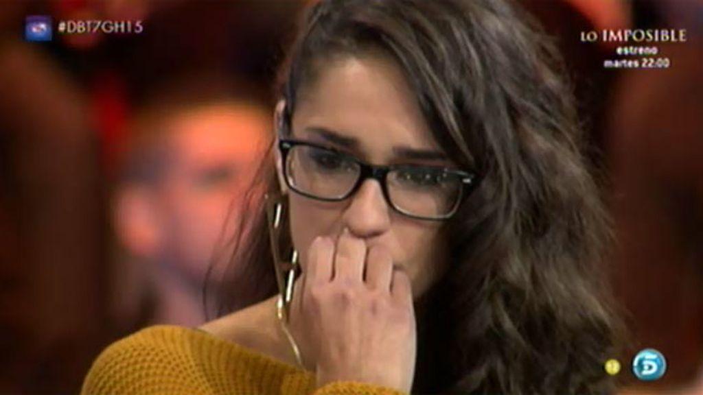 """Lucía: """"Esto no es 'Gran Hermano', este año es """"Gran Omar"""" y se merece ganar"""""""