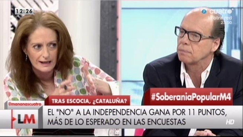 """Alicia Gutiérrez: """"Cuanto más prohíbes algo, más incitas a la gente a hacerlo"""""""