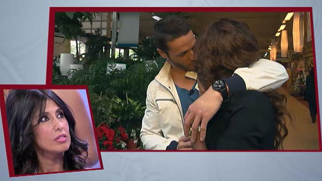 Liz se atreve a decirle a Leo que le quiere