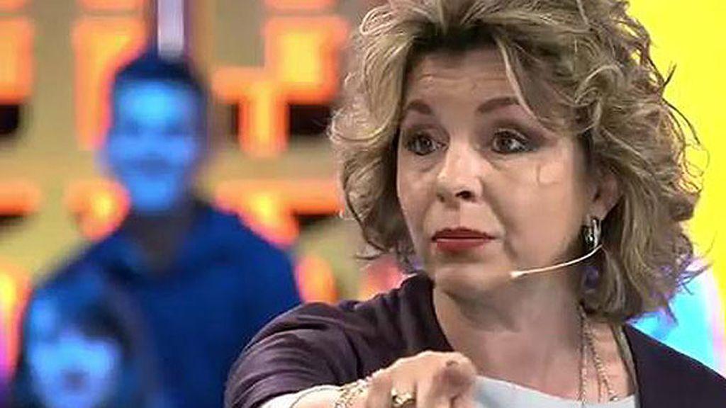 """María José, madre de A. Tejado: """"Creo que a lo mejor se ha entregado demasiado"""""""