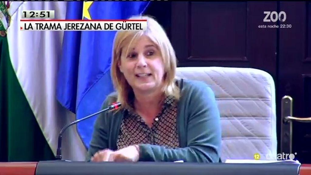 La  ex alcaldesa de Jerez, señalada por irregularidades, seguirá como aforada