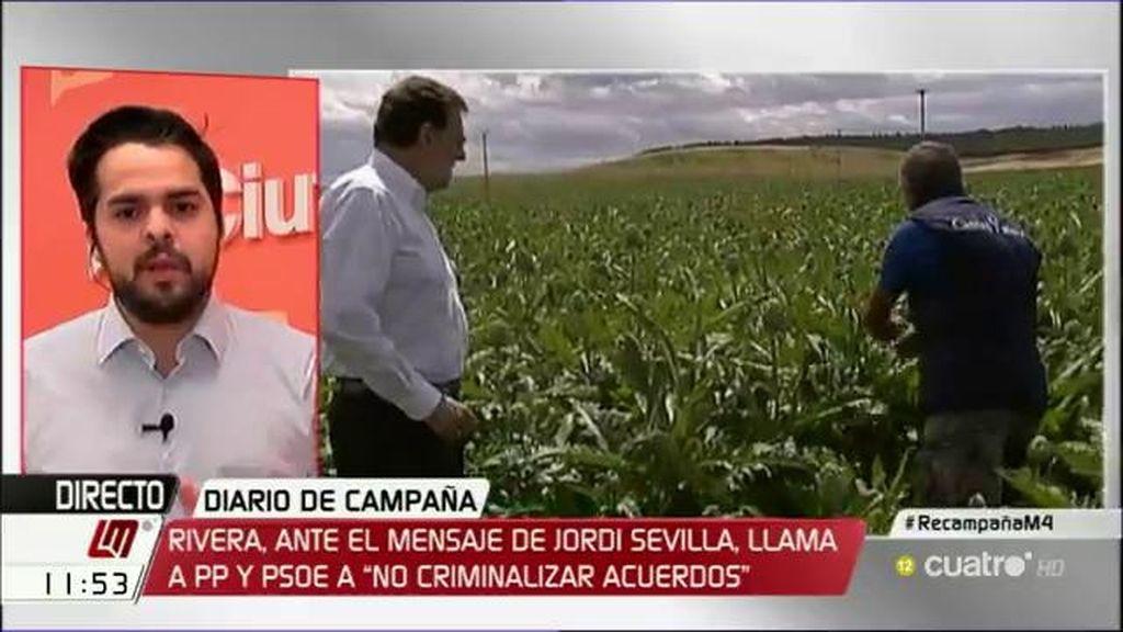 """Fernando de Páramo: """"No a Rajoy, sí a los votantes del PP"""""""