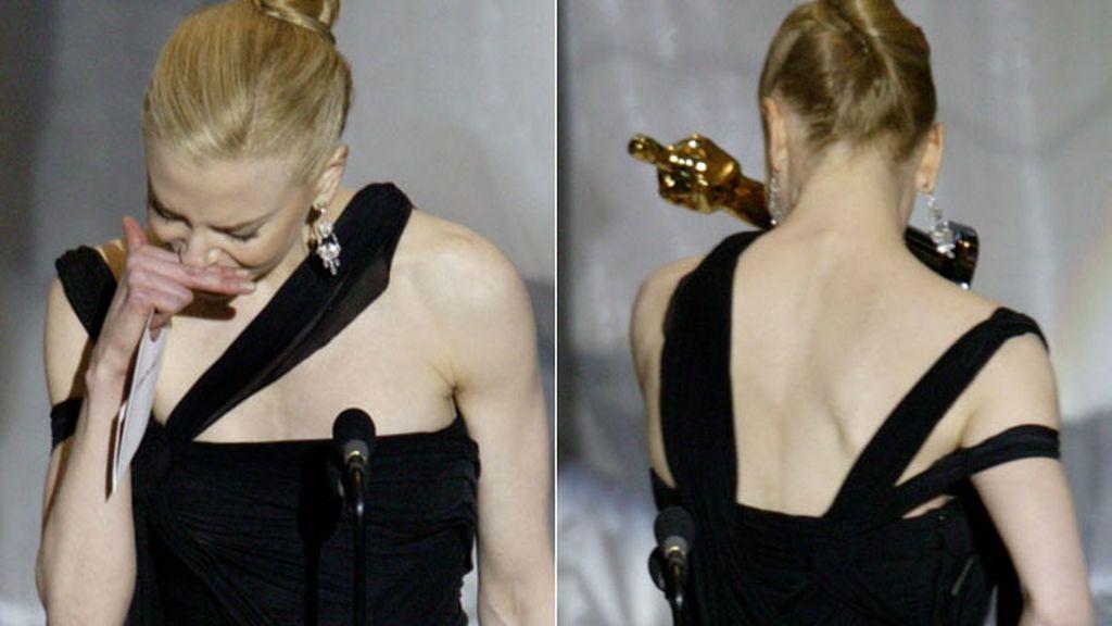 Nicole Kidman por 'Las Horas' en 2002