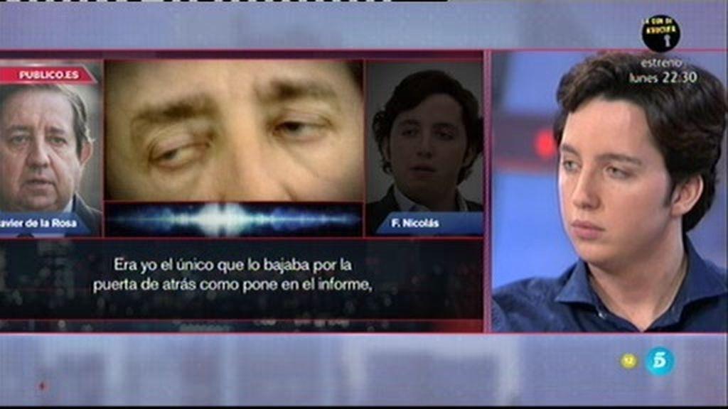 Las sorprendentes declaraciones de Javier de la Rosa sobre los Pujol