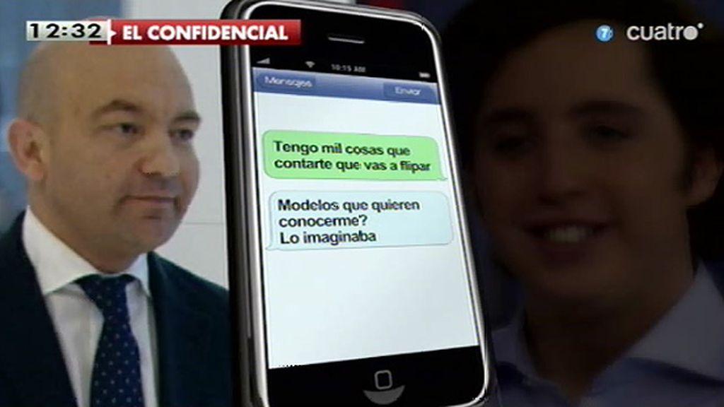Los whatsapps entre Jaime García Legaz y el 'pequeño Nicolás'