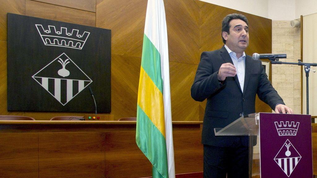 """Manuel Bustos dimite como alcalde de Sabadell por """"el bien de la ciudad"""""""