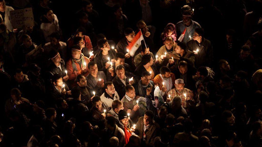 Egipto no calla
